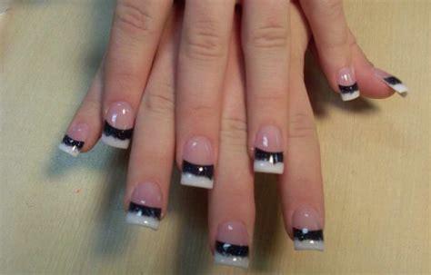 imagenes de uñas decoradas frances u 241 as francesas decoradas que puedes hacer u 241 asdecoradas club