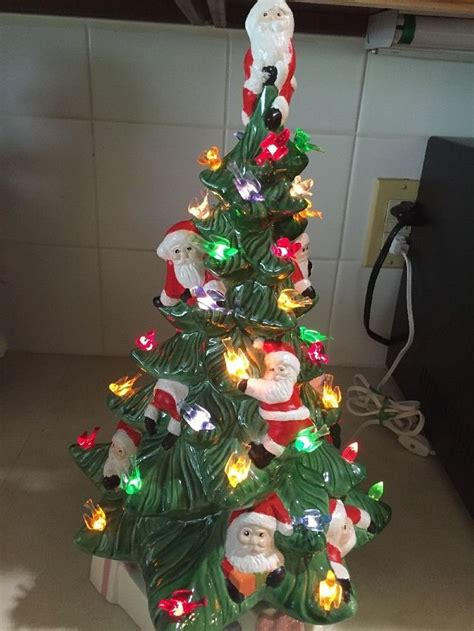 ceramic tree lights 1000 ideas about tree with lights on