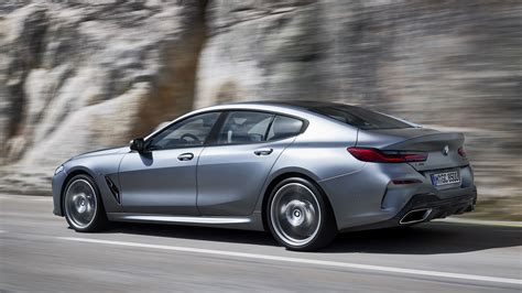 bmw  series gran coupe revealed  stunning