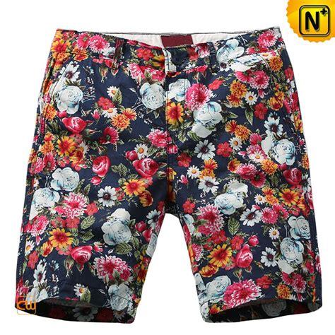mens floral printed bermuda shorts cw140465