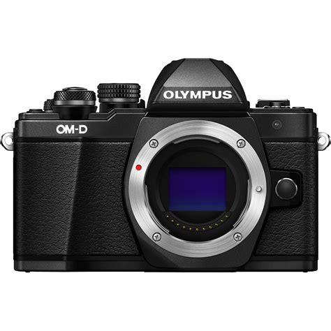 olympus omd olympus om d e m10 ii mirrorless micro four v207050bu000