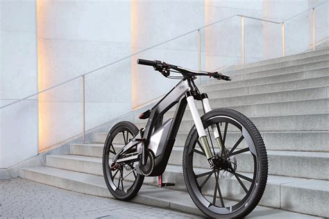 Audi E Bike Buy by Audi Created A Beautiful E Bike That You Won T Be Able To Buy