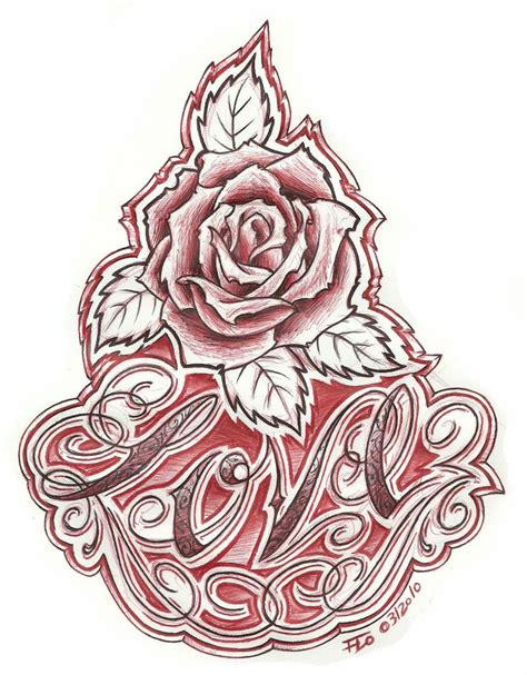 chicano rose tattoo 102 best images about bocetos on fonts
