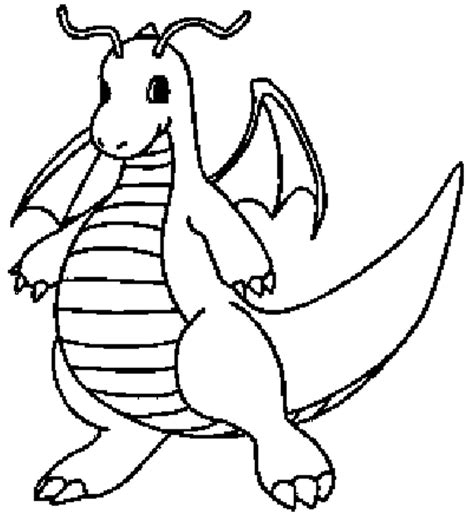 pokemon dragon coloring pages images pokemon images
