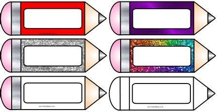 Templates Clipart Pencil Pencil And In Color Templates Clipart Pencil Pencil Label Template