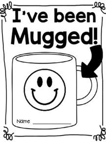 you ve been mugged a great staff morale booster