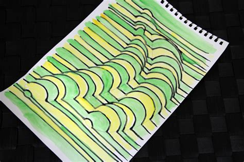 How To Make 3d Pictures On Paper