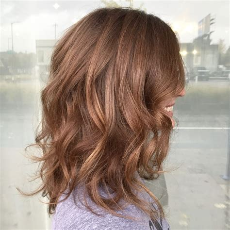 Medium Length Hairstyles For Wavy by Medium Length Wavy Hairstyle Hairstyle Of Nowdays