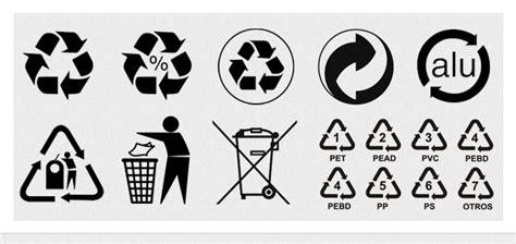 imagenes de simbolos con su significado los s 237 mbolos del reciclaje y su significado blog