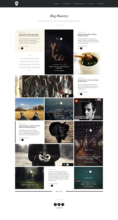 blogger themes portfolio photoblog photography portfolio and blog theme by