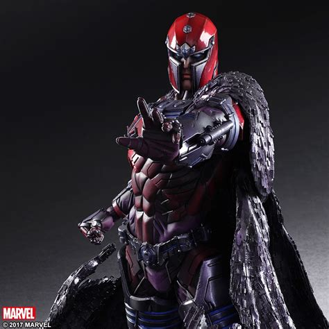 Play Arts Marvel Universe Ori Square Enix New Misb marvel universe variant play arts magneto square enix store
