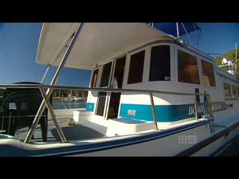 hawkesbury house boats hawkesbury houseboat holiday youtube