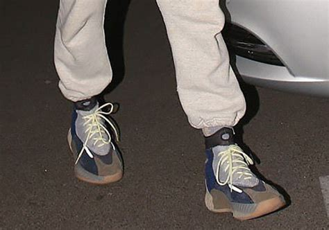 adidas yeezy high top sneaker sneakernews