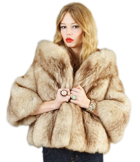 real or how do you wear your fur should you feel guilty about wearing vintage fur