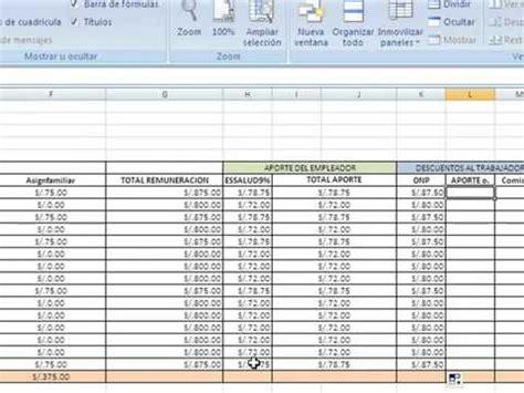 tutorial en excel formulas formulas basicas de excel tutorial sencillo youtube