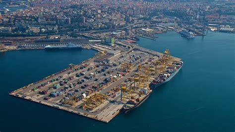 porto di trieste servizi trasporto merci internazionali il porto di trieste