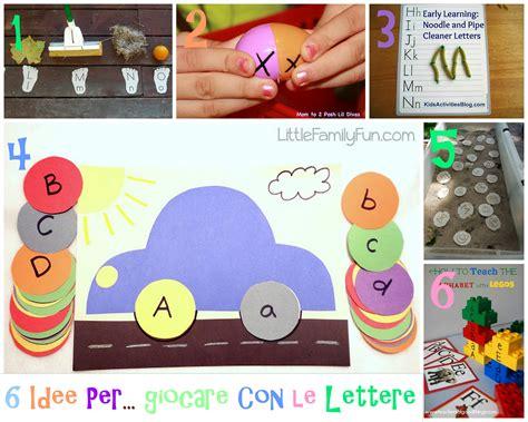 gioco con le lettere attivit 224 e giochi per imparare le lettere dell alfabeto