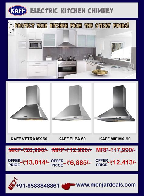 Chimney Images With Price - kaff electric kitchen chimney shopping price kaff