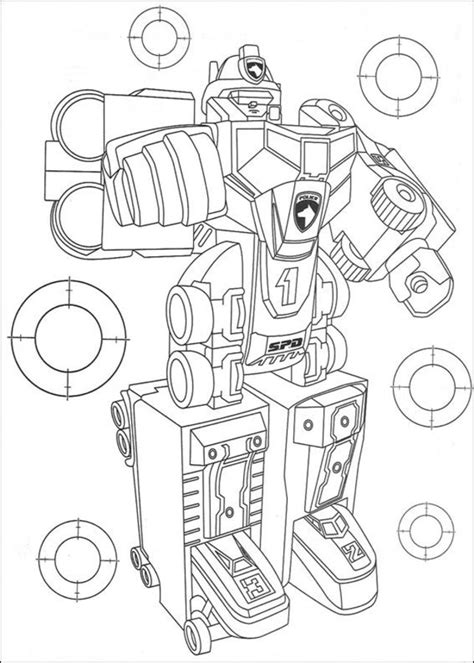 Tobot Y Coloring Pages by Disegni Da Colorare Disegni Da Colorare Power Rangers