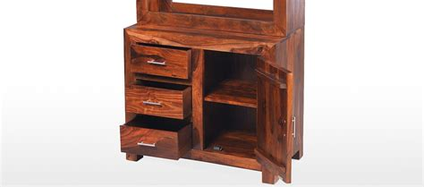 Dresser Small by Cube Sheesham Small Dresser Quercus Living