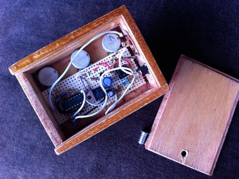 handmade electronic instruments by michael rucci