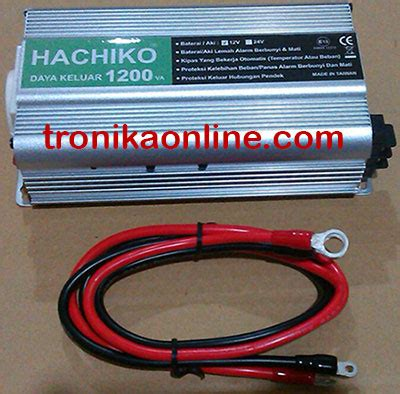 Harga Inverter Mobile Power inverter dc ac hk 1200va