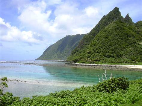 american samoa travel and tourism ofu island american samoa beautiful place