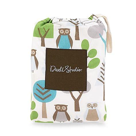 Dwell Studio Owl Crib Bedding Dwell Studio Owls Sky Fitted Crib Sheet Bed Bath Beyond