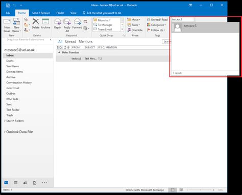 How To Search Email In Outlook 2016 Searching The Global Address List Gal In Outlook 2016 For Windows