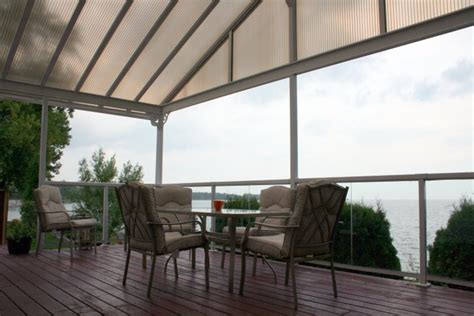 Use Natural Light Patio Covers to Enjoy Your Home Outdoor