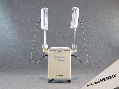 Microwave Diathermy microwave diathermy device 3720 nihon medix used