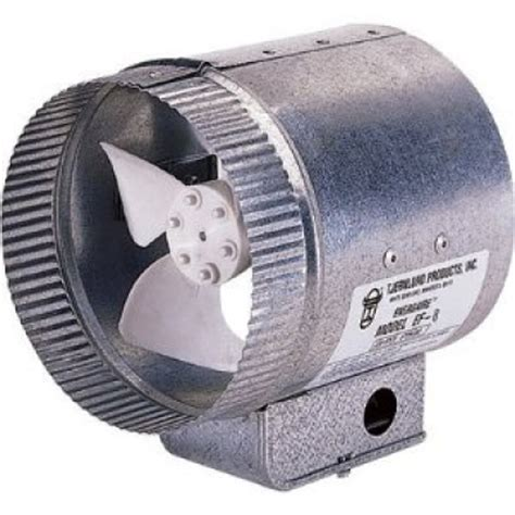 ac duct booster fan central air central air vent booster fan