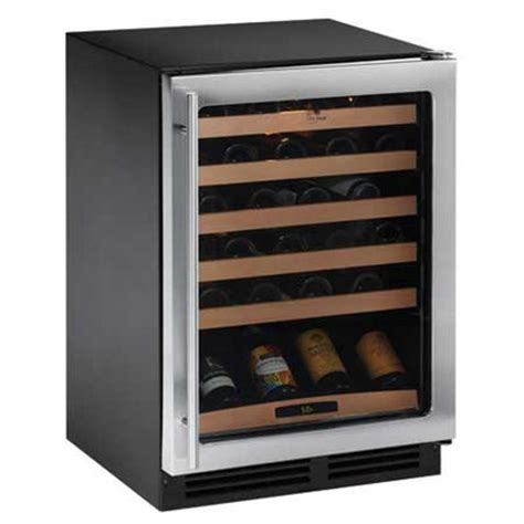 uline wine cooler wine cooler u line captain echelon stainless 2175wccs 00 iwa wine accessories