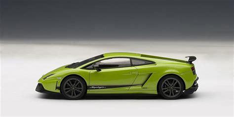 Diecast Lamborghini Gallardo Lp 570 4 Superleggera 1 43 By Autoart autoart lamborghini gallardo lp570 4 superleggera verde