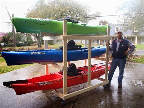 Best Way To Cook A Rack by Diy Kayak Rack To Store Kayak Properly Gallery Gallery