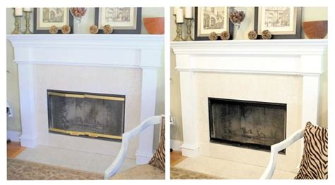 High Heat Paint Fireplace by Some Like It