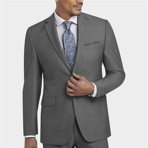 was passt zu grau gray suit mens dress yy