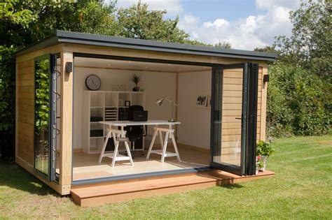 Dwell Studio Lighting garden office youtube