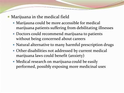 Marijuana Should Be Essay by Research Paper On Legalizing Marijuana