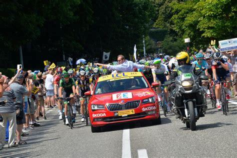 skoda вновь стала спонсором знаменитой велогонки тур де