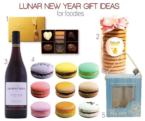 new year gift for lunar new year gift ideas for the foodie jewelpie