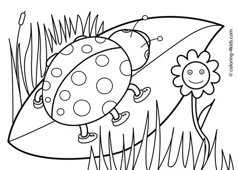 Preschool Coloring Pages Printable Murderthestout Free Coloring Pages For Preschoolers