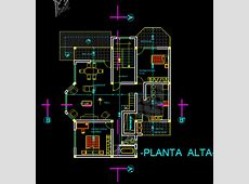 Terraced Houses with Garage 2D DWG Plan for AutoCAD ... Guest Houses