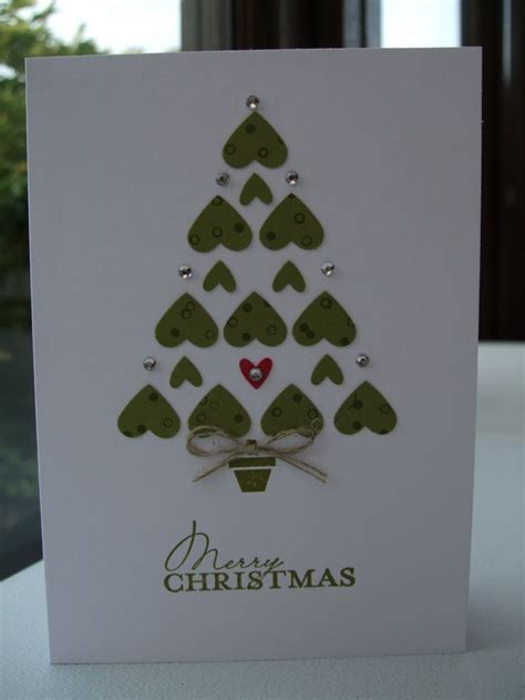 410 best stin up christmas cards images on pinterest