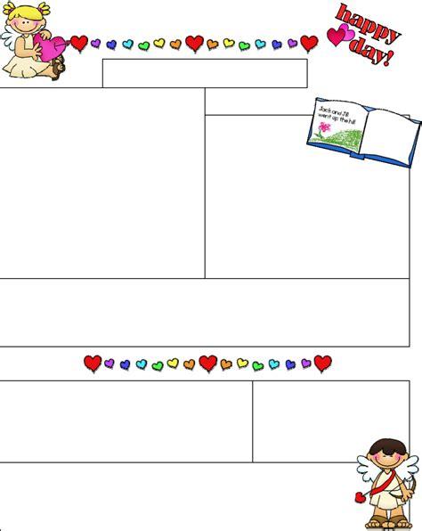 february newsletter template february preschool newsletter template for free tidyform