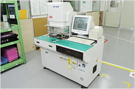 bed of nails tester hanshinkiki co ltd printed circuit board assemblies