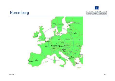 Mba Deutschland by Georg Simon Ohm Mba Program Germany