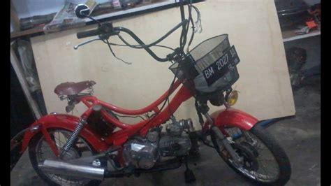 modifikasi motor jadi sepeda bmx terlengkap kumpulan