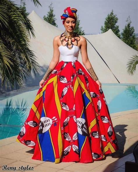 trending ladies fashion kenya nigerian wedding ankara dresses 2017 2018 reny styles