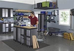 Garage Organization At Lowes Garage Storage Buying Guide
